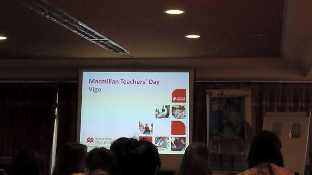 Macmillan Teachers' Day
